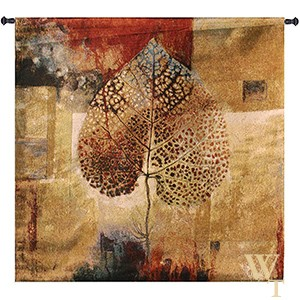 Abstract Autumn Tapestry