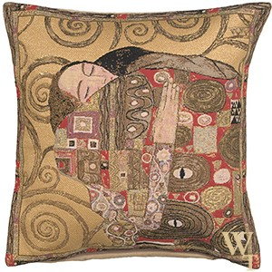 Accomplissement Gold - Klimt Cushion Cover