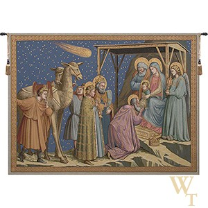 Adoration Tapestry