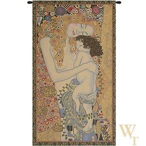 Ages of Women - Klimt Tapestry