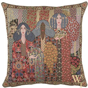 Aladin - Left Cushion Cover