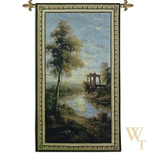 Ancient Ruins I Tapestry