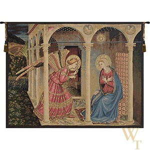 Annunciation Tapestry Tapestry