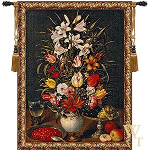 Antique Breughel I Tapestry