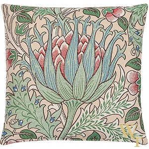 Artichoke Light Cushion Cover