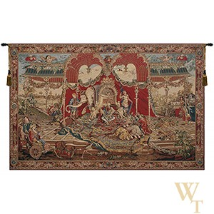 Audience of the Prince Tapestry