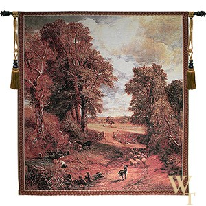 Autumn Countryside Tapestry