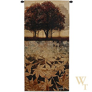 Autumn Minuet I Tapestry