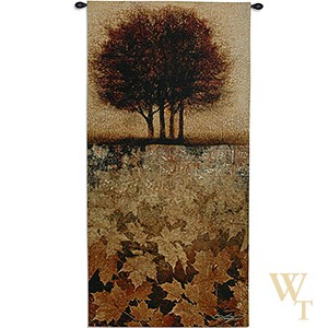 Autumn Minuet II Tapestry