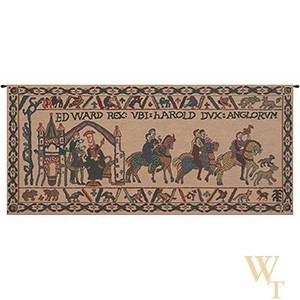 Bayeux Chevaliers Tapestry