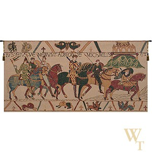 Bayeux Mont St Michel II Tapestry