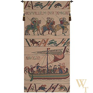 Bayeux William Navigio II Tapestry