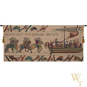 Bayeux William Navigio Tapestry