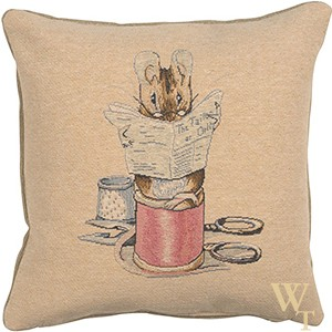 Beatrix Potter The Tailor of Gloucester Cushion Cover