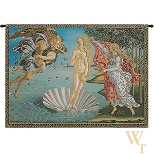 Birth of Venus II - Boticelli