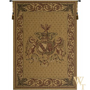 Blason Aile Cheval Tapestry