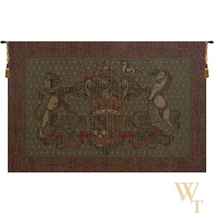 Blason Norfolk Green II Tapestry