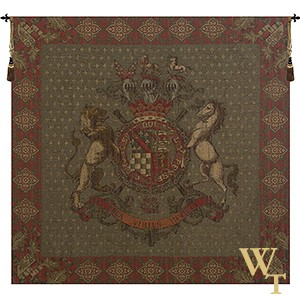 Blason Norfolk Green Tapestry
