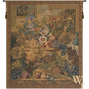Bouquet and Frames Tapestry