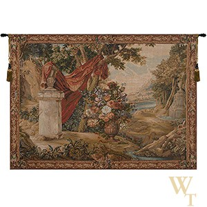 Bouquet Au Drape - No People Tapestry
