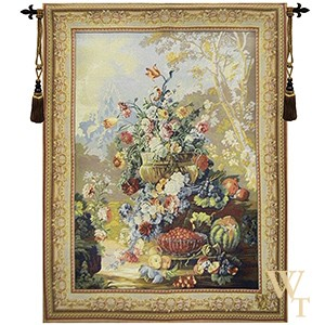 Bouquet d Arlay II Tapestry