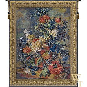 Bouquet Dore Tapestry