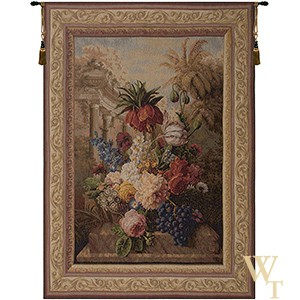 Bouquet Exotique II Tapestry