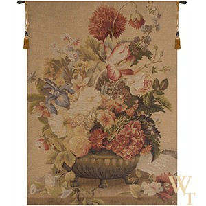 Bouquet Tulipe Clair Tapestry