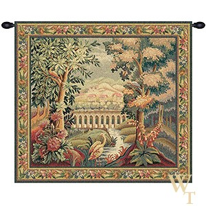 Bridge with Bird Tapestry