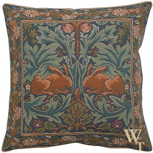 Brother Rabbit Cushion Cover