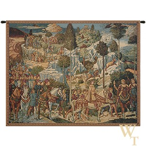 Chapel of the Magi Florence Tapestry