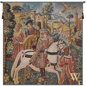 Chasse Tapestry