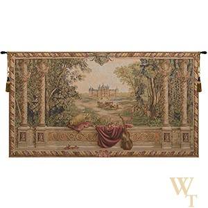 Chateau Bellevue IV Tapestry