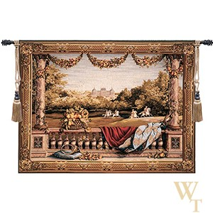 Chateau Bellevue Tapestry