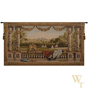 Chateau Bellevue V Tapestry