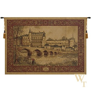 Chateau d'Amboise Tapestry