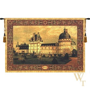 Chateau Valencay Tapestry