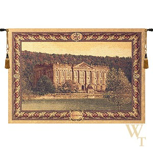 Chatsworth Castle Tapestry