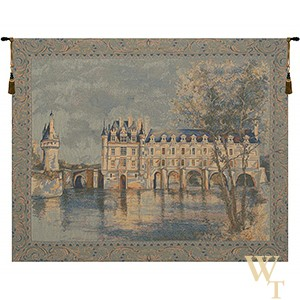 Chenonceau Castle Tapestry