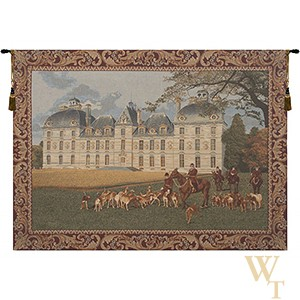 Cheverny Castle Tapestry