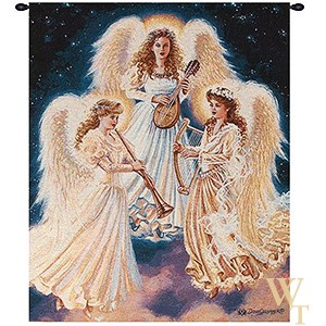 Choir of Angels Tapestry