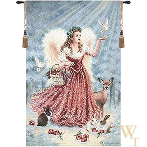 Christmas Angel Tapestry
