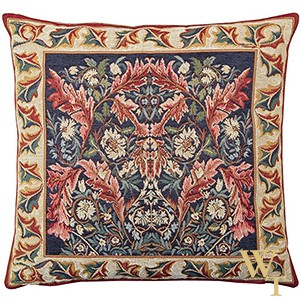 Corinthe Red Cushion Cover