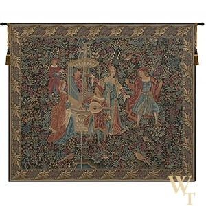 Country Musicians Tapestry