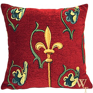 Crosse Rubis Cushion Cover