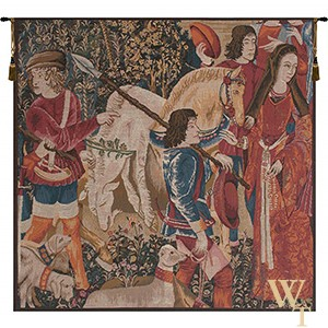 Death of the Unicorn Tapestry
