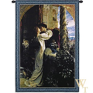 Dicksee's Romeo and Juliet Tapestry