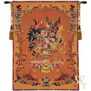 English Bouquet Tapestry
