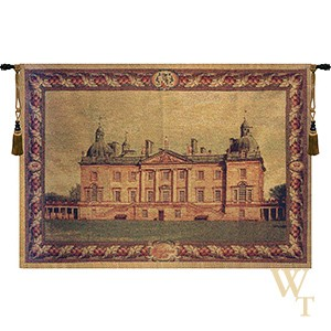 English Castle Tapestry