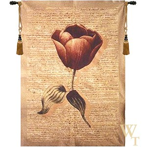 Flanders Poppies I Tapestry